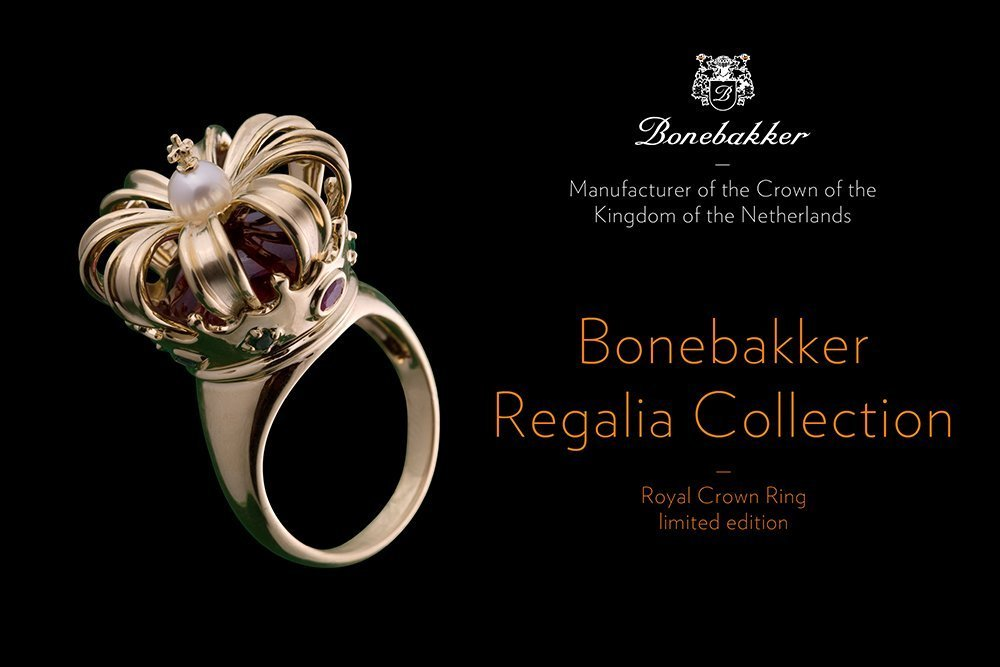 Bonebakker kroon ring