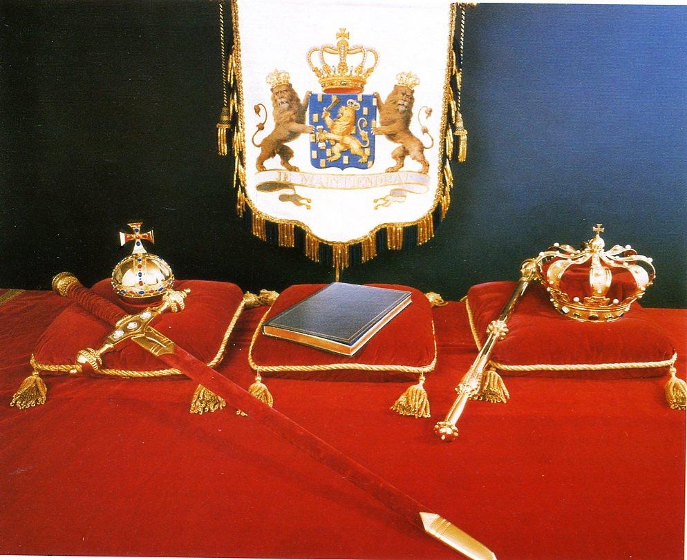Koningskroon - Kroon der Nederlanden