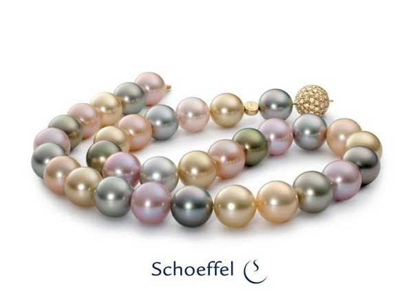 Schoeffel pearls Amsterdam