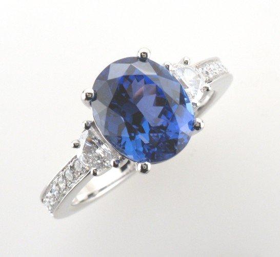 amsterdam platinum ring