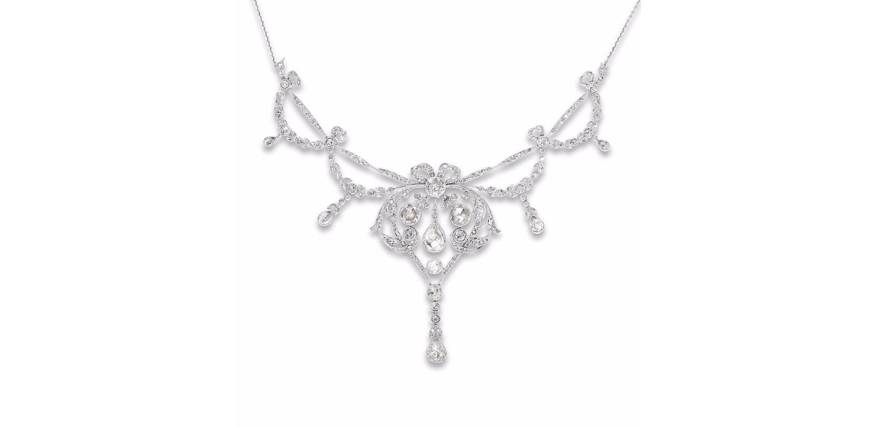 Bonebakker eopque necklace