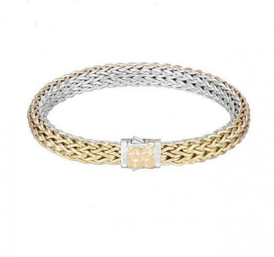 John-Hardy-Gold-Silver-Bracelet