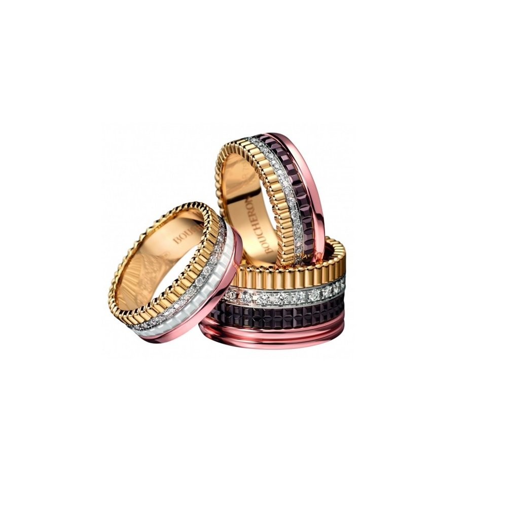 Quatre rings Boucheron