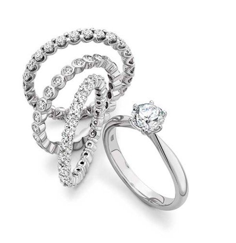 Wedding bands and engagement rings Amsterdam