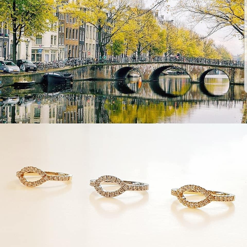 Amsterdam Bridges Collection