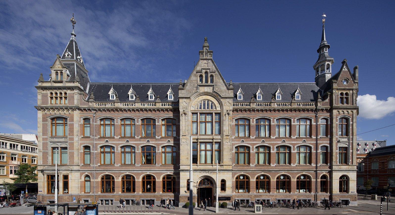 Conservatorium Hotel- Juwelier Amsterdam