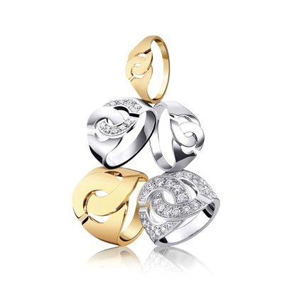 dinh_van menottes rings 18kt gold