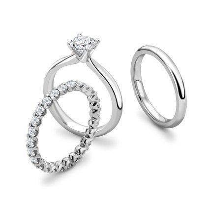 Wedding rings Amsterdam Bonebakker Jeweller since 1792