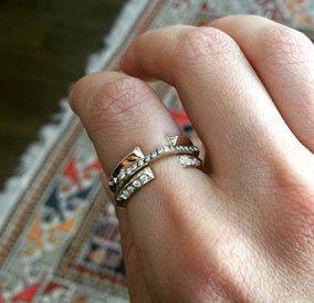 wijsvinger ring
