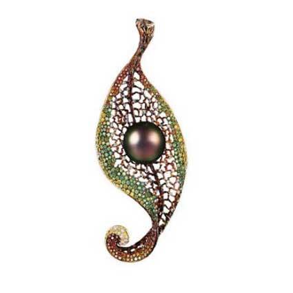 Jewellery Theatre Tahiti pearl