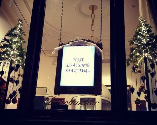 christmas shopping amsterdam