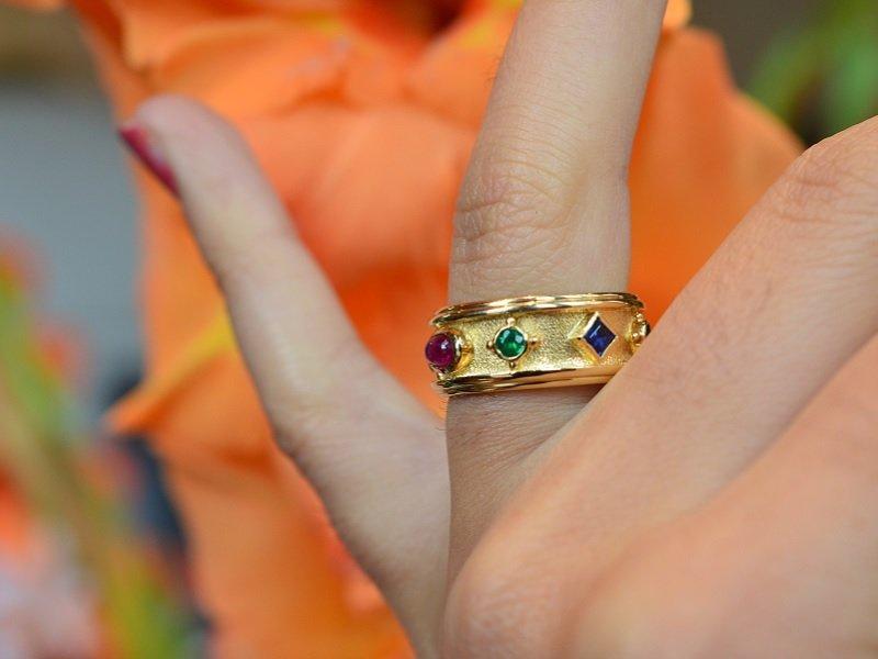 Bonebakker ring crown Holland